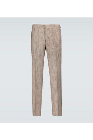 Auralee Pantalones en mezcla de lana
