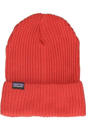Patagonia Hombre Gorros - Fishermans Rolled Beanie naranja