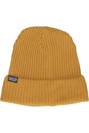 Patagonia Fishermans Rolled Beanie amarillo