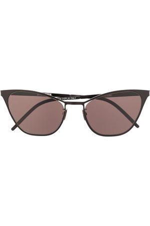 Saint Laurent Gafas de sol SL 409 con montura cat eye