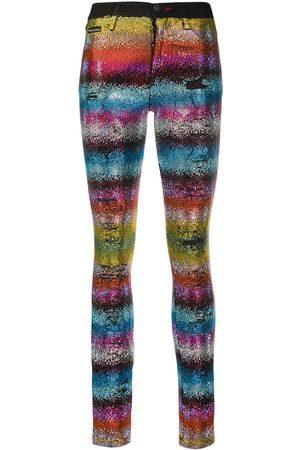 Philipp Plein Vaqueros Rainbow Crystal