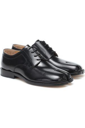 Maison Margiela Zapatos Derby Tabi de piel