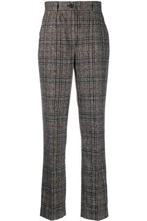 Dolce & Gabbana Pantalones de vestir de tweed