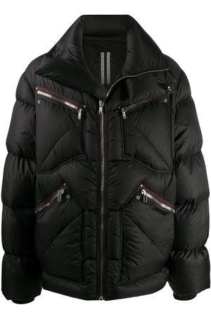 Rick Owens Zipped padded jacket