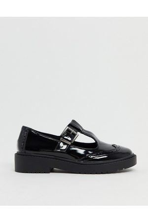 ASOS Zapatos planos tipo bailarinas con diseño grueso en Misie de