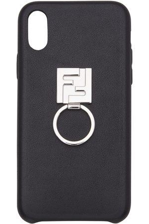 Fendi Funda para iPhone X con logo FF