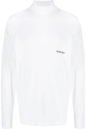 AMBUSH Camiseta de manga larga y cuello vuelto