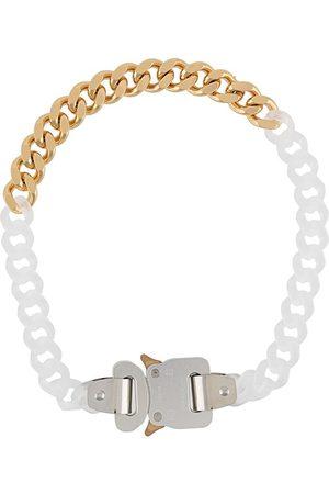 1017 ALYX 9SM Collar de cadena en contraste