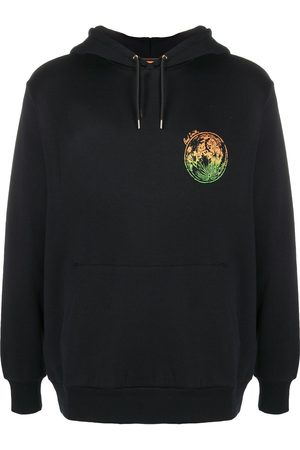 Paul Smith Logo print drawstring hoodie