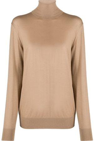 Dolce & Gabbana Jersey de punto con cuello vuelto