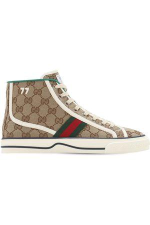 "Gucci | Mujer Sneakers "" Tennis 1977"" De Lona 10mm 35"