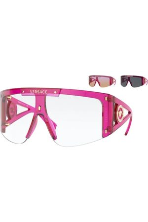 VERSACE VE4393 53341W Transparent Fuxia
