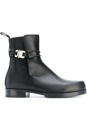 1017 ALYX 9SM Buckle-strap ankle boots
