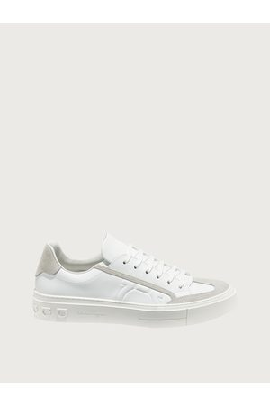 Salvatore Ferragamo Hombre Sneakers Gancini Talla 39