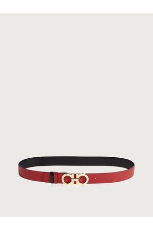 Salvatore Ferragamo Mujer Cinturón reversible y ajustable