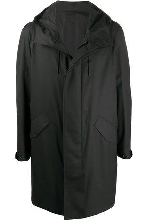 Ermenegildo Zegna Abrigo con capucha
