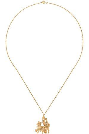 Lee Mujer Collares - Collar con signo del zodiaco del cerdo
