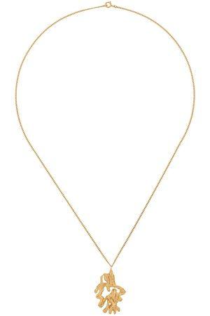 Lee Mujer Collares - Collar con signo del zodiaco del mono
