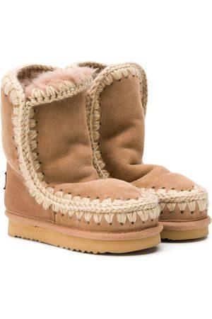 Mou Botas de nieve con borrego