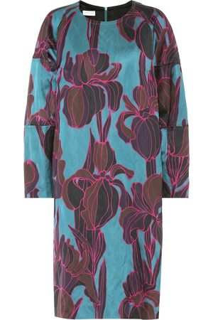 DRIES VAN NOTEN Vestido midi Dubya floral
