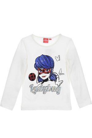 TEAM HEROES Camiseta manga larga MIRACULOUS LADYBUG para niña