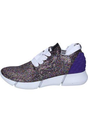 Elena Iachi Zapatillas sneakers glitter BT587 para mujer