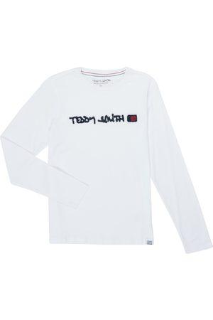 Teddy Smith Niño Manga larga - Camiseta manga larga CLAP para niño