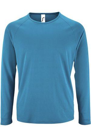 Sols Camiseta manga larga SPORT LSL MEN para hombre