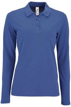 Sols Polo PERFECT LSL COLORS WOMEN para mujer