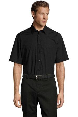 Sols Camisa manga corta BRISTOL MODERN WORK para hombre