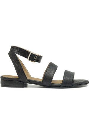 Nae Vegan Shoes Sandalias Gatria Black para mujer