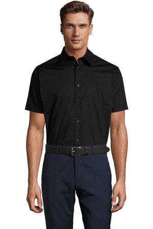 Sols Camisa manga corta BROADWAY STRECH MODERN para hombre