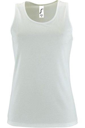 Sols Mujer Tops - Camiseta tirantes SPORT TT WOMEN para mujer