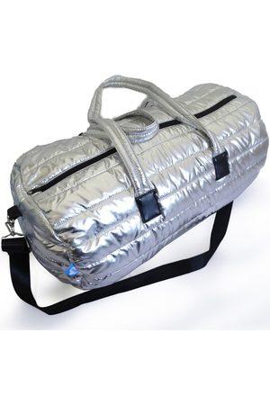 Nuvola. Mujer Bolso de viaje y vacaciones - Bolsa de viaje Duffle Bag Apolo Puffer Style. para mujer