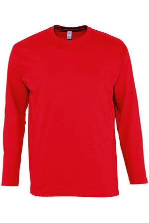 Sols Camiseta manga larga MONARCH COLORS MEN para hombre