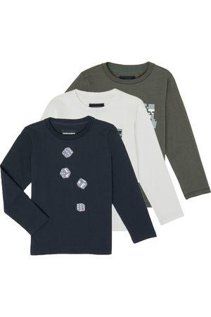 Emporio Armani Camiseta manga larga 6H4D01-4J09Z-0564 para niño