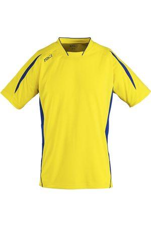 Sols Camiseta MARACANA 2 SSL SPORT para hombre