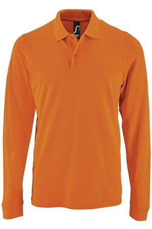 Sols Polo PERFECT LSL COLORS MEN para hombre