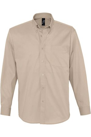 Sols Camisa manga larga BEL-AIR TWILL MEN para hombre