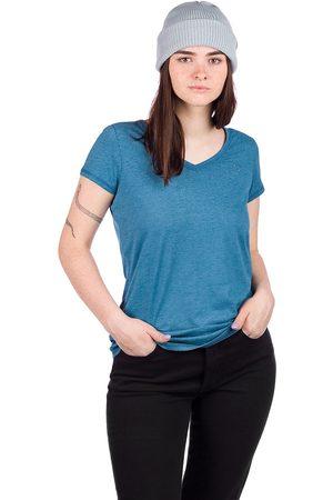 Kazane Ella T-Shirt azul