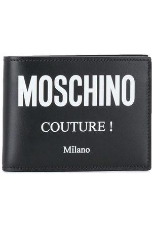 Moschino Cartera plegable Couture