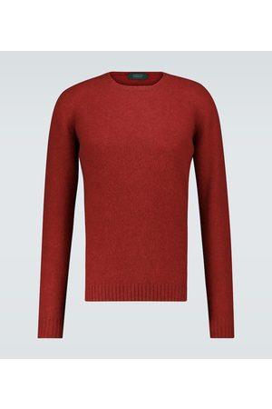 ZANONE Jersey Giro de lana cuello redondo
