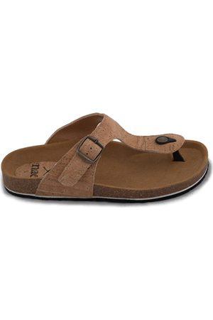 Nae Vegan Shoes Chanclas Kos Cork para mujer