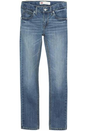 Levi's Pantalones LVB 510 SKINNY FIT JEAN para niño