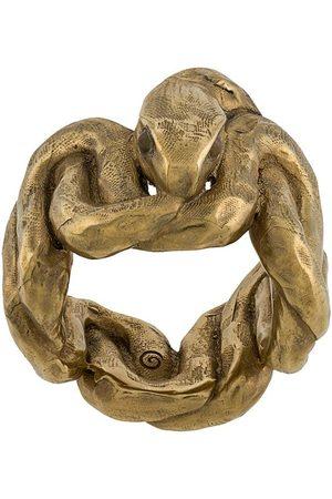 Goossens Anillo con diseño de serpiente