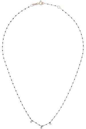 GIGI CLOZEAU Collar en oro de 18kt con cuentas