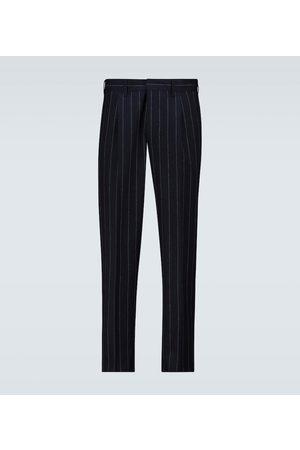 THE GIGI Pantalones Tonga+Z de lana