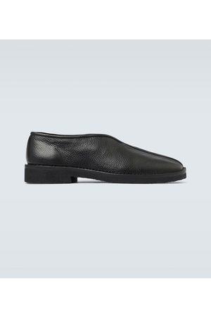 LEMAIRE Zapatos slipper de piel