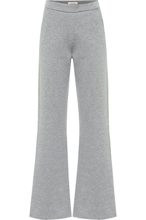 Dorothee Schumacher Pantalones flared de algodón