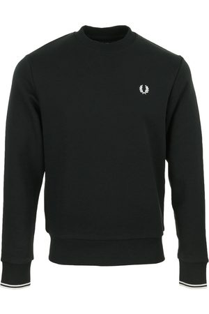 Fred Perry Jersey Crew Neck Sweatshirt para hombre
